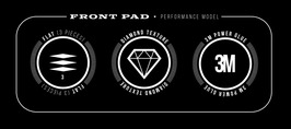 JAM Traction Frontpad