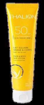 Lait Solaire Visage & Corps FPS50   /  125 ml