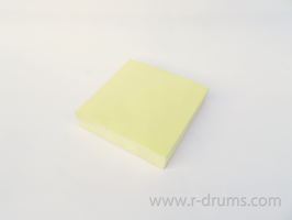 NIP - Trittschallisolierung für E-Drum Podeste