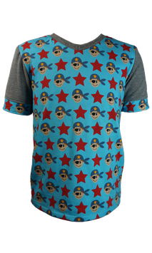 "V-T-Shirt ""Mike"""