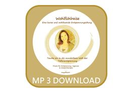 Wohlfühlreise - Kurzentspannung Powernap - MP3