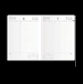 Quo Vadis Kalender 2021 ABP 2 - 12x17cm