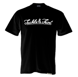 "T-Shirt ""TandF"" Black"