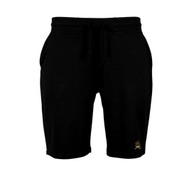 "Short Joggingpants ""Racoonigan"" Black"