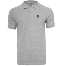 "Polo ""Refined"" Heather Grey"