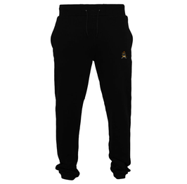 "Joggingpants ""Racoonigan"" Black"