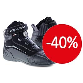 SOLDIER Evo Footwear black scarpa Ixon 508111002