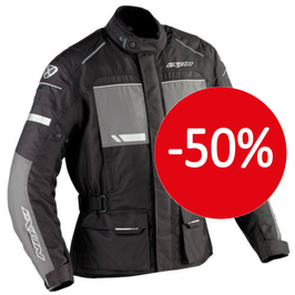 FJORD nero/grigio giacca uomo Ixon 105101021