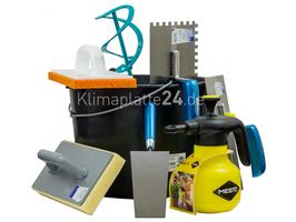 Werkzeugsätze für Calciumsilikatplatten