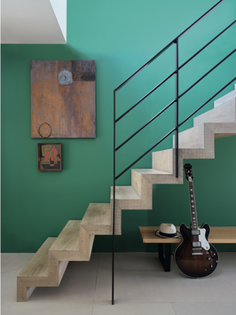 Verdigris Green W50