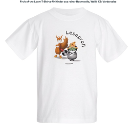 T-Shirt Leseprofi