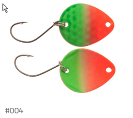 Laboratorio Fishing Disco Jerk 1,9g 004