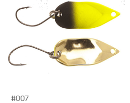 Labaratorio Fishing Foglia Metallica 2,8g 007