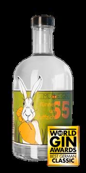 Murre Gin Fünnefunfuffzig 0,5 l 55%