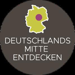 """""""Deutschlands Mitte entdecken"""" Arrangement–Gutsch."""