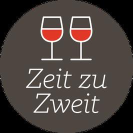 """""""Zeit zu Zweit"""" Arrangement–Gutschein"""