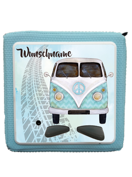 Bus Aqua (für alle Boxfarben erhältlich)