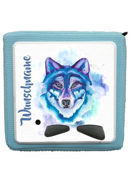 Wolf Aquarell 1 ( für alle Boxfarben erhätlich)