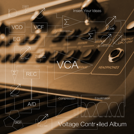 Dada - Voltage Controlled Album - Limited Edition