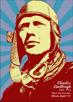 Charles Lindbergh. P0S09.