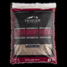 Traeger Hartholz Pellets, 9 kg Sack Cherry