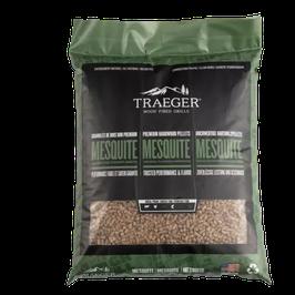 Traeger Hartholz Pellets, 9 kg Sack Mesqute