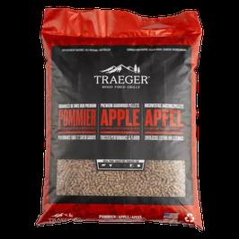 Traeger Hartholz Pellets, 9 kg Sack Apple