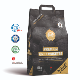 Die Kohle Manufaktur Premiumbriketts 10 kg