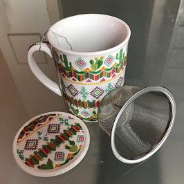 "Herb Tea Cup ""José"""