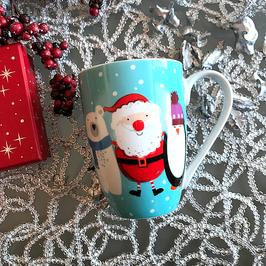 Xmas mug Santa