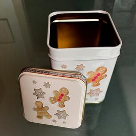 """Boîte à thé """"Gingerbread"""""""