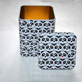 """Boîte à thé """"Panda"""""""
