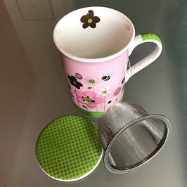 "Herb Tea Cup ""Primavera"""