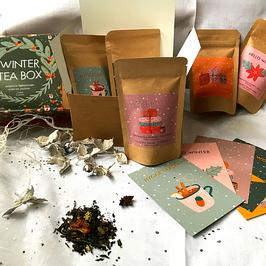 Winter Tea Box