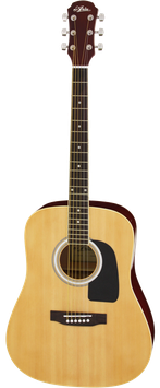 ARIA Western guitar prodigy AW15N Natural