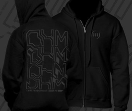 OHM Resistance Hooded Zip - 20 YEARS