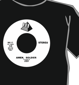 FFF - Amen Soldier - Shirt