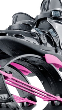 Adult KJ XR3 Boots in Black and Pink, or All Black