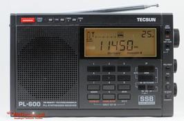 TECSUN PL-600 Weltempfänger