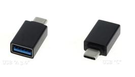 Adapter USB Type C Stecker auf USB A 3.0 Buchse