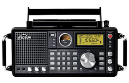 TECSUN S 2000 Weltempfänger /  Tischempfänger/