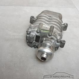 Kompressor Eaton M45 mit 70mm Aluminium Lade-Rad