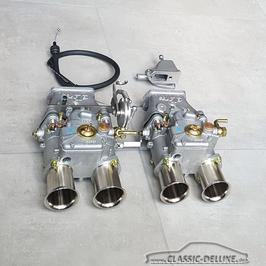 Weber Doppel-Vergaseranlage DCOE 45 CIH 2.2 - 2.4 8V