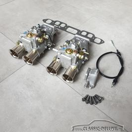 Pro-Kit Weber Doppel-Vergaseranlage DCOE 45  2.2 - 2.4 CIH