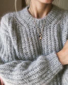 Strickset September Sweater / PetiteKnit  Gr. XS