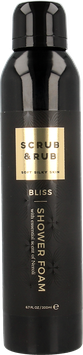 Scrub & Rub Shower Foam Bliss