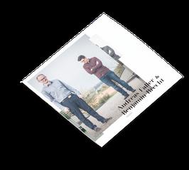 Cover CD – Duo FallerBrecht