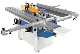 Universal 6 Operations Combined Machine -  1800X410