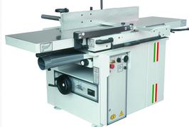 Machine Combinée Dégauchisseuse/Raboteuse CPFS 515