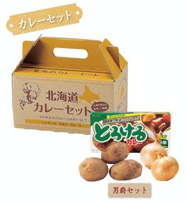 【最安値】北海道じゃがたまカレーセット  398円×24箱【送料無料】
